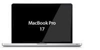 MacBook Pro 17 ( Early 2008 )