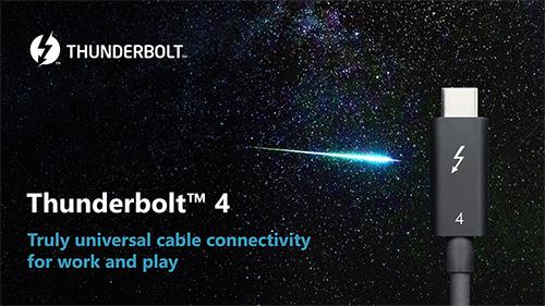 Thunderbolt™ 4