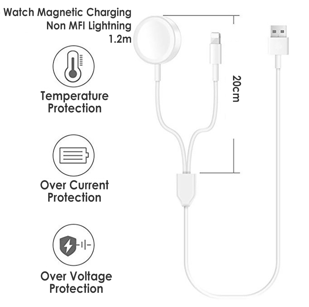 Apple Watch Magnetic Charging