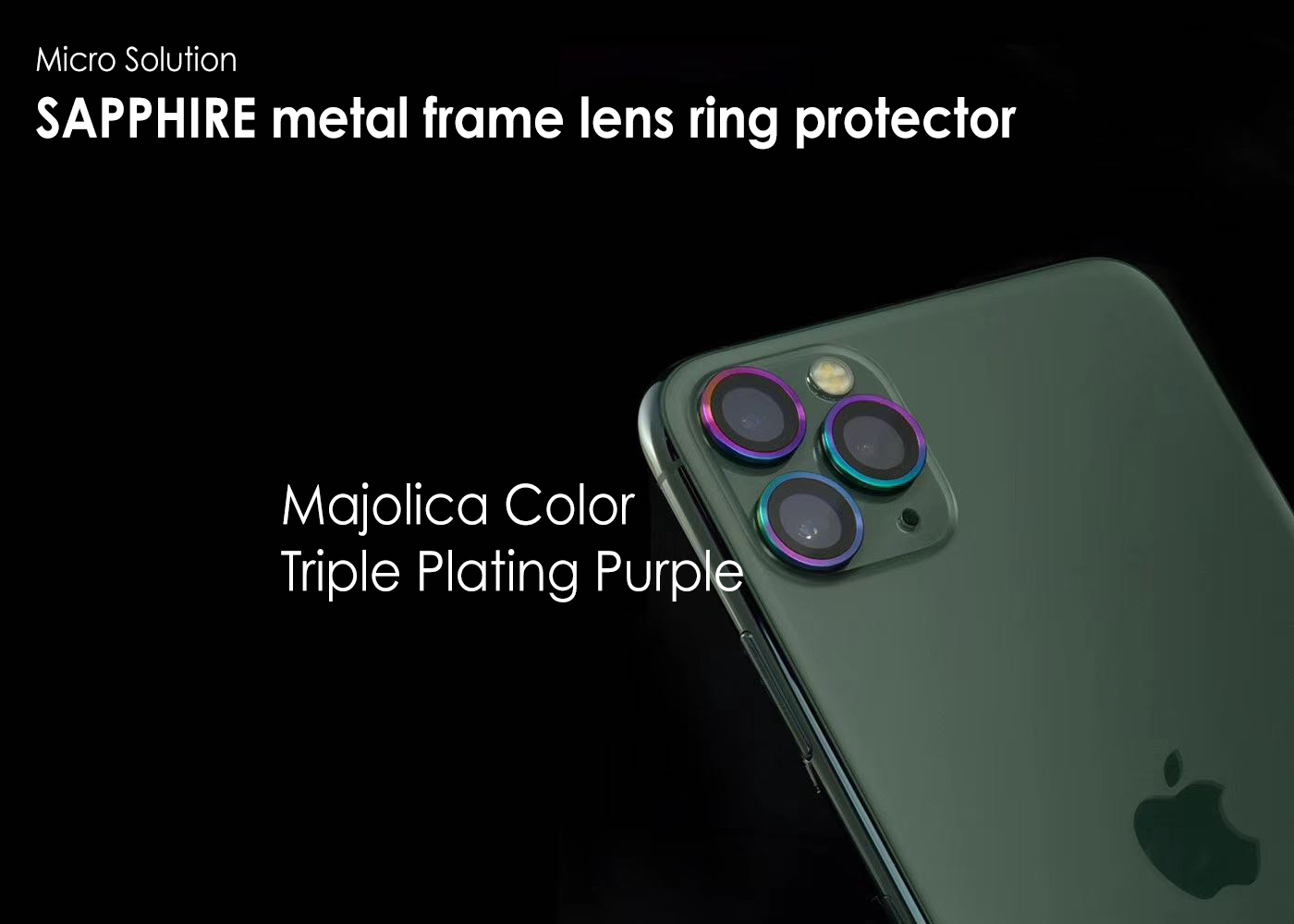 iPhone 11 Pro Color